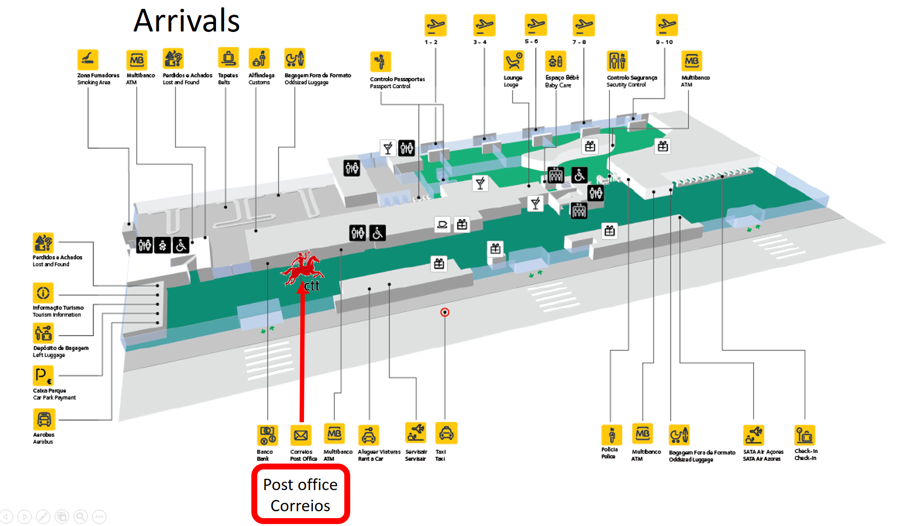 Madeira Airport Map Airport pickup   Get Interin Portugal   Interfor your travel